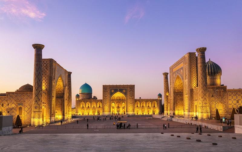 Uzbekistan group tour
