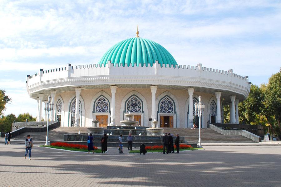 amir-timur-museum