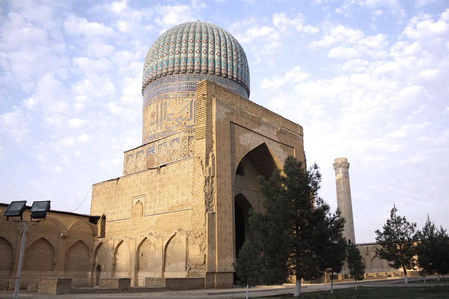 bibihanum-mosque