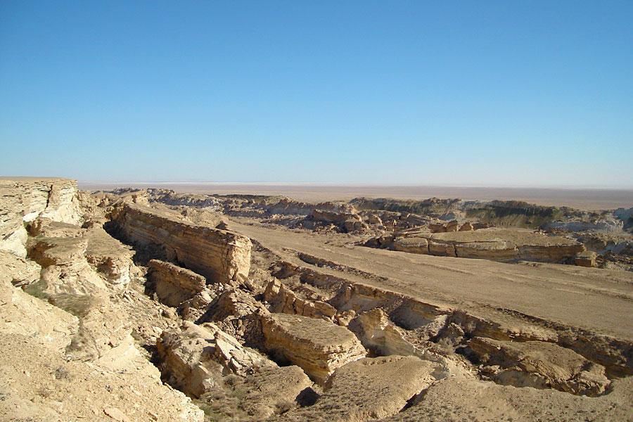 ustyurt-plateau