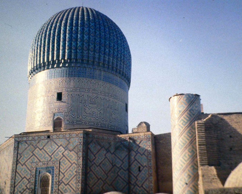 Day Tour to Samarkand from Tashkent