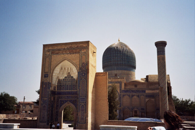 Day Tour to Samarkand from Tashkent