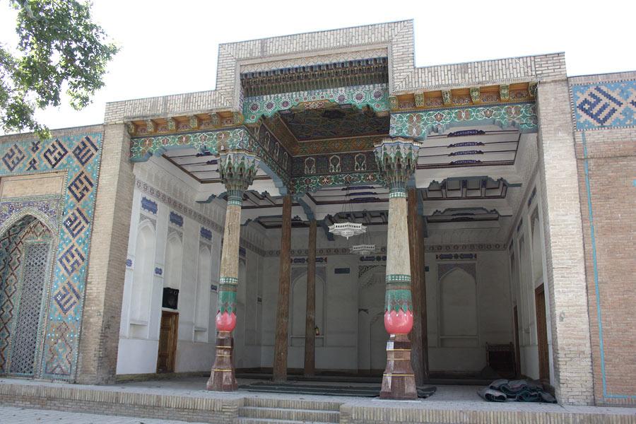 Khodja-Akhrar-mosque