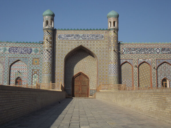 Tour from Fergana to Khiva
