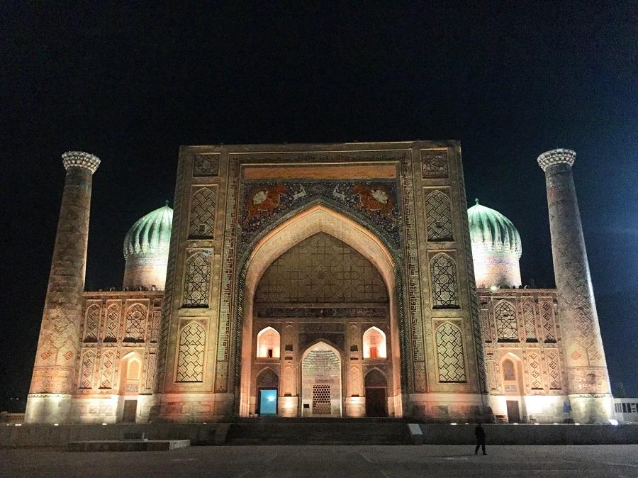 Uzbekistan Classic Tour