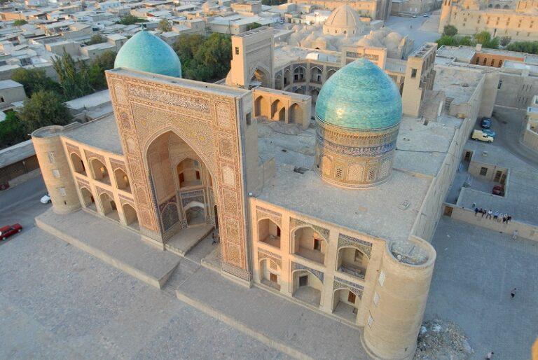 Uzbekistan festival tour