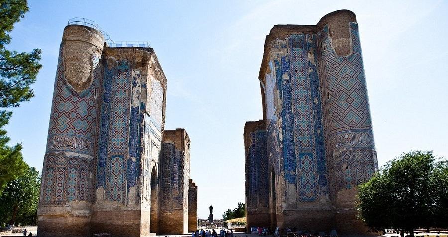 Welcome tour to Uzbekistan