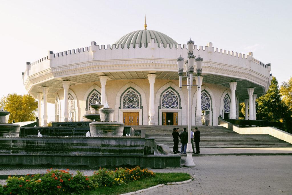 Road to Samarkand