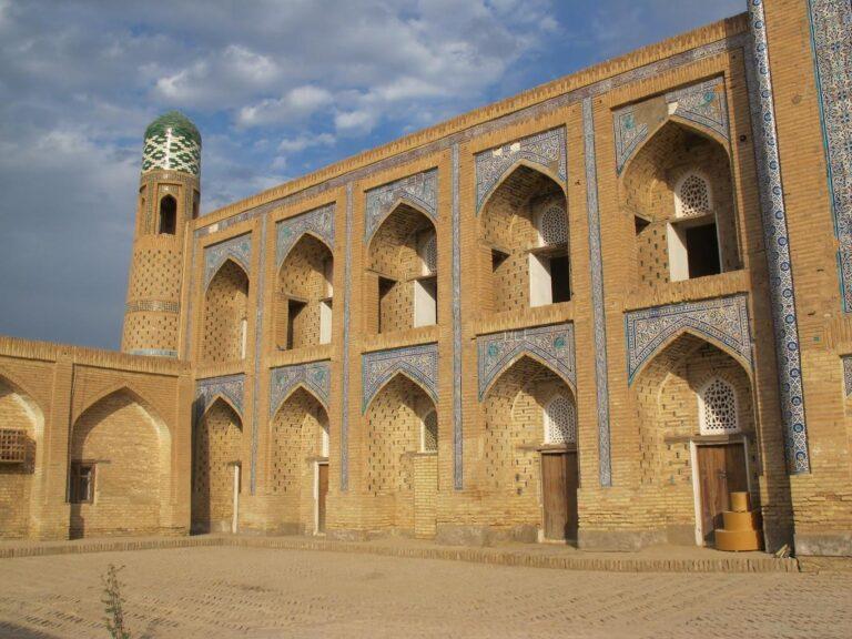 Uzbekistan Museums Tour