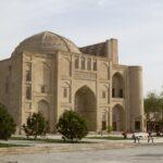 day trip to Bukhara from Tashkent