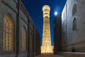 4 reasons why to visit Uzbekistan