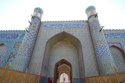 kokand city, Uzbekistan