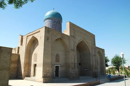 Navoi city, Uzbekistan