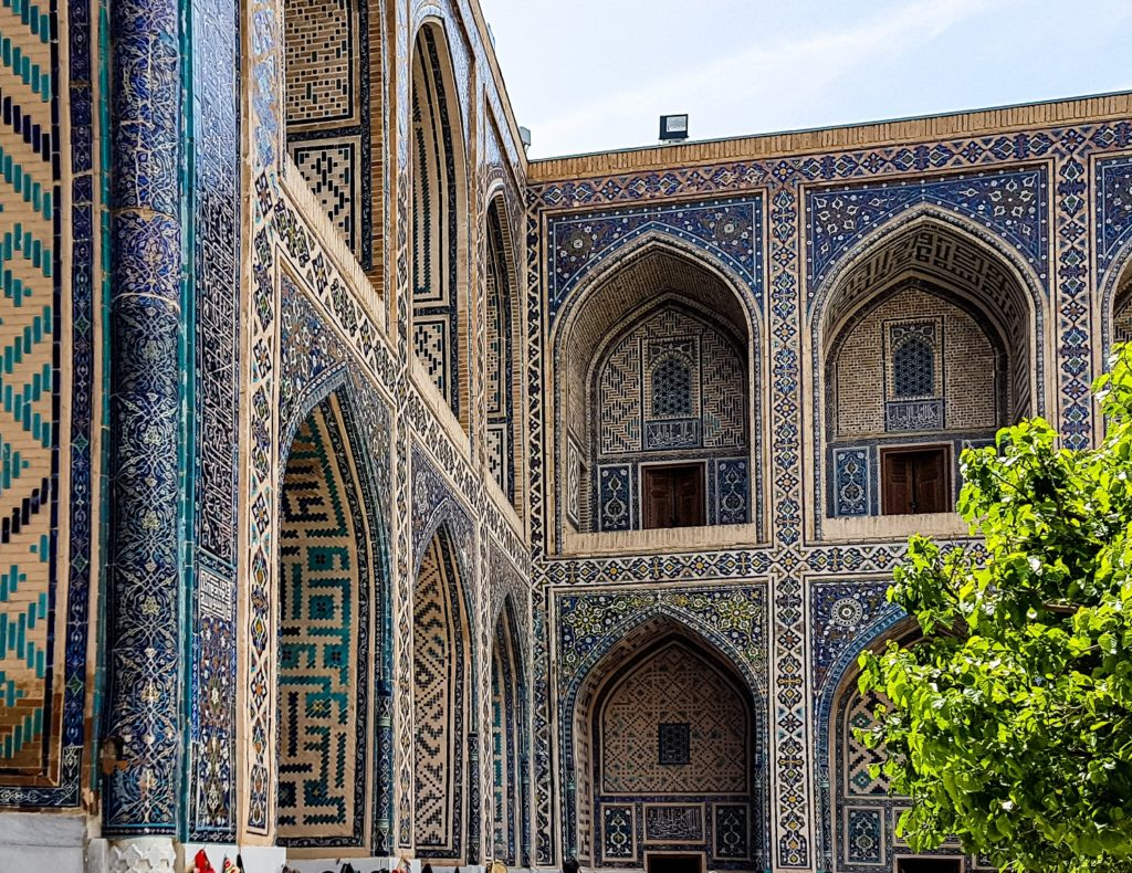 The beauty of travelling to Uzbekistan