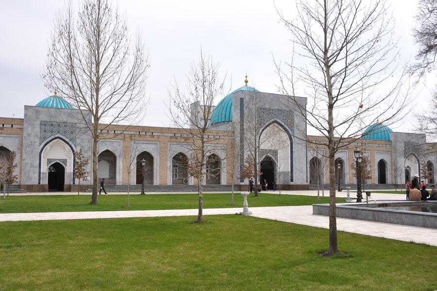 Uzbekistan pilgrimage tour