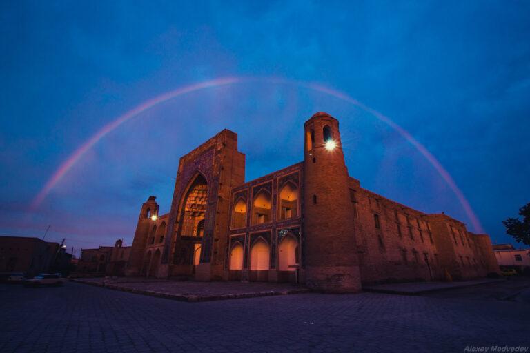 Uzbekistan religious tour