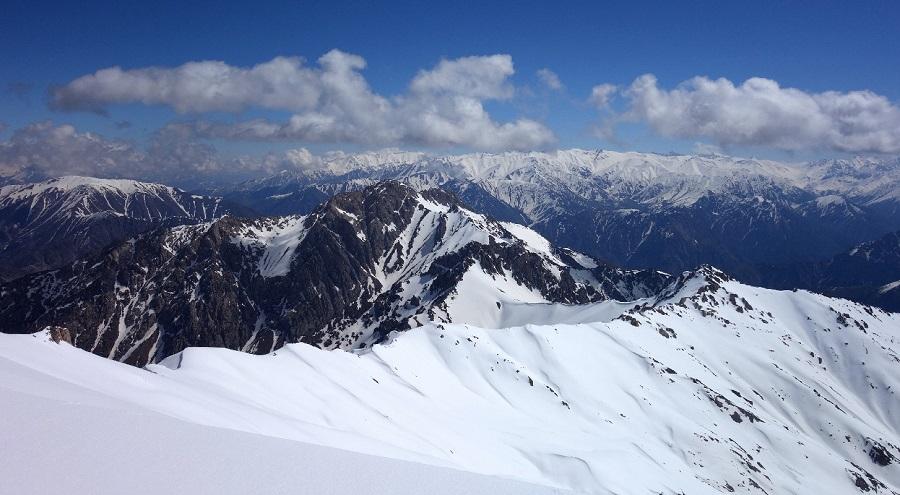 Chimgan mountain tour