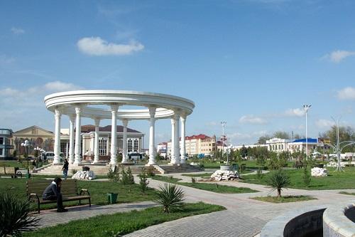 Karshi city, Uzbekistan