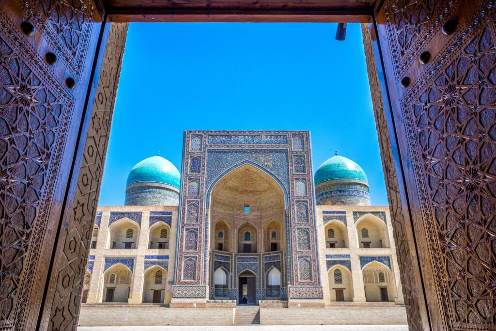 uzbekistan islamic tour