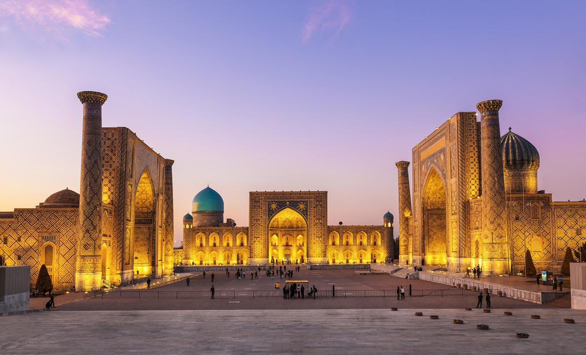 Uzbekistan tour packages