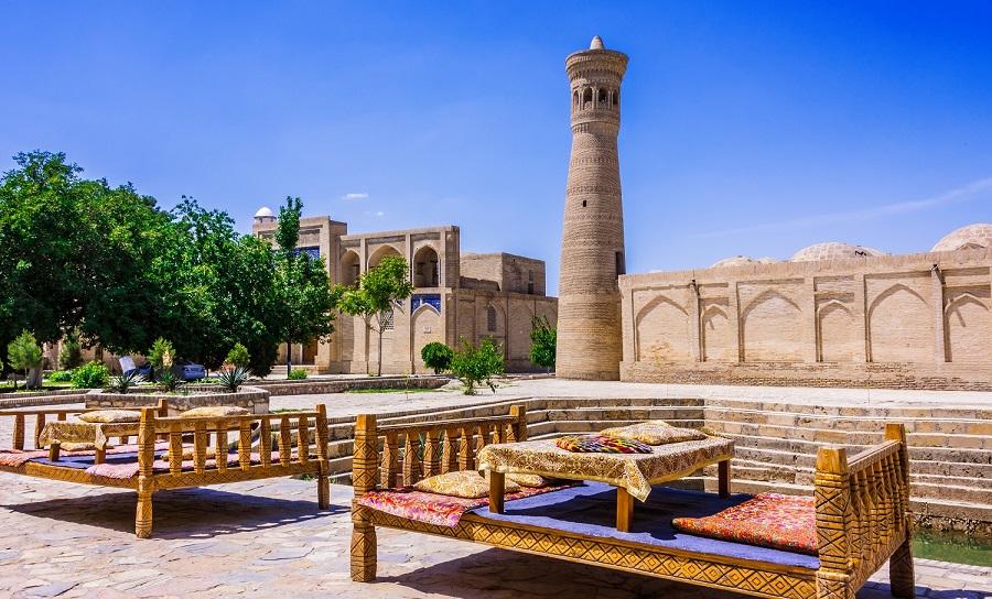 Visit to Bukhara city