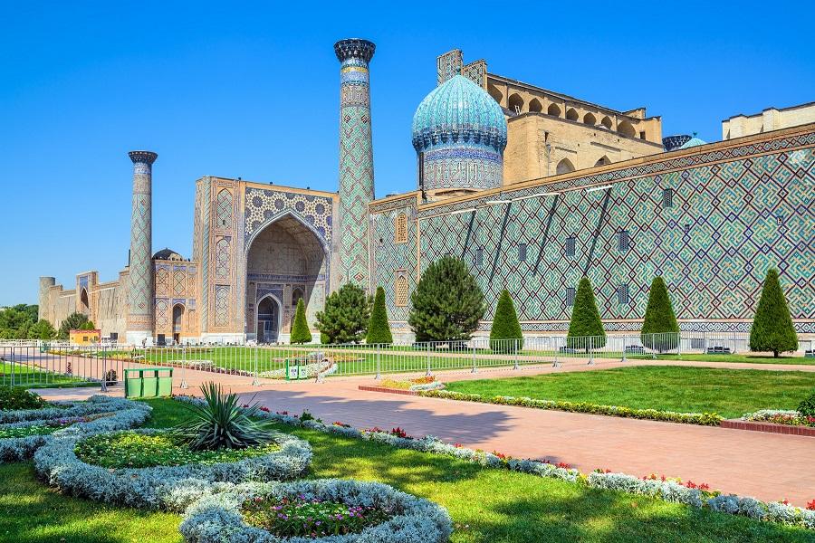 tour Samarkand
