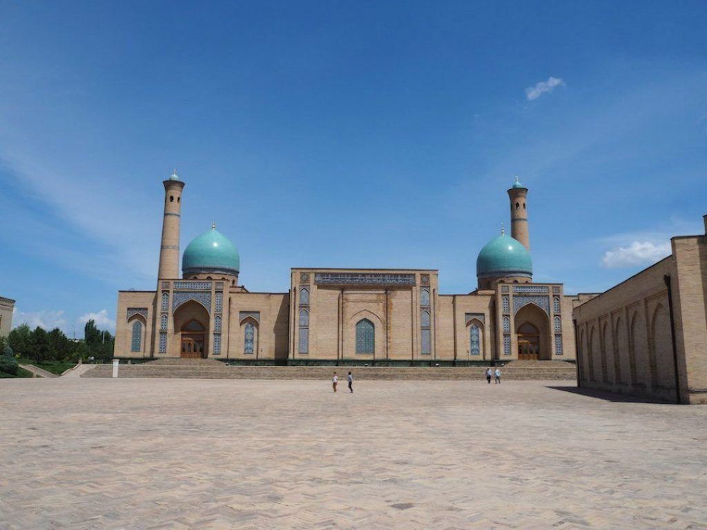 Holiday packages in tashkent