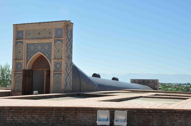 Uzbekistan Astronomical Tour