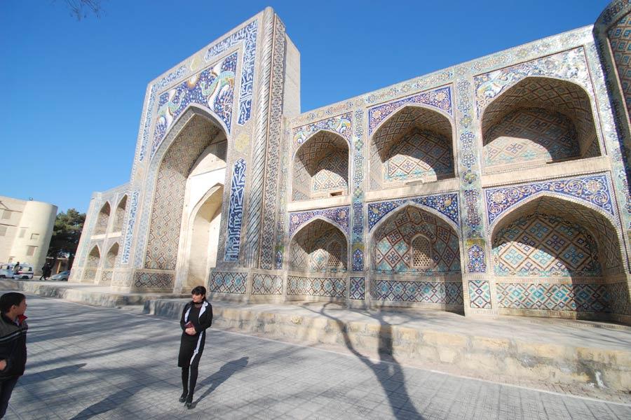 Uzbekistan Family Tour