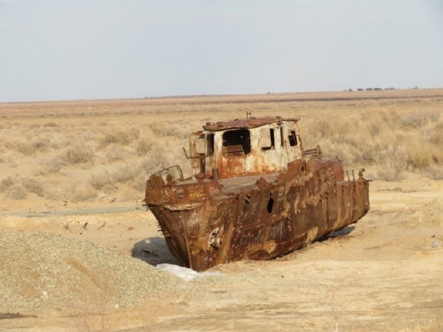 Aral Sea Tour