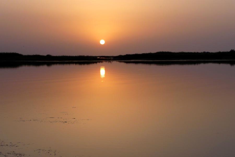 Tour to Aydarkul lake