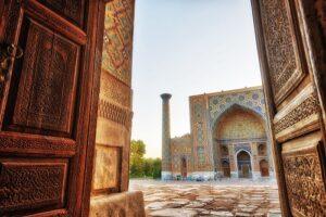 plan your tours in uzbekistan