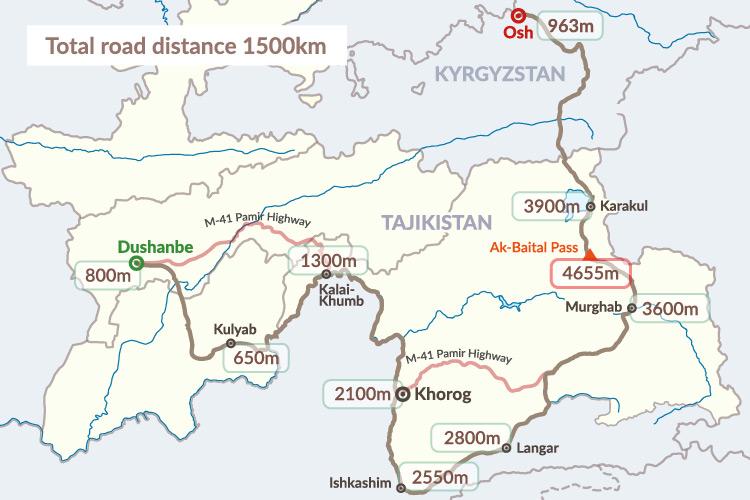pamir map sm