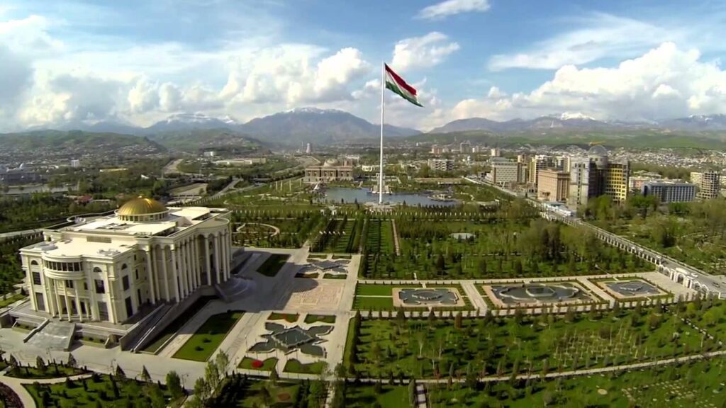 Dushanbe City Tour