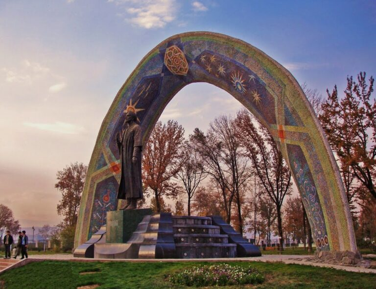 Dushanbe Layover Tour