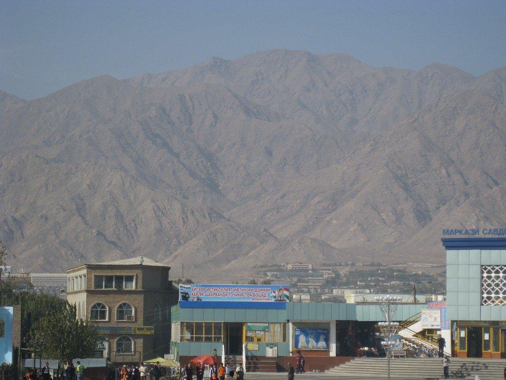 Khujand City Tour