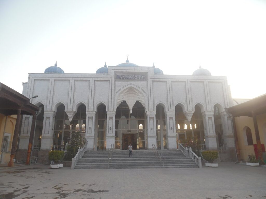 Short tour to Khujand
