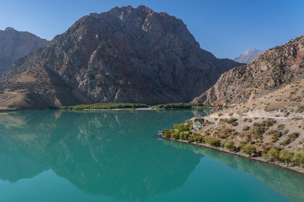Short tour to iskanderkul lake