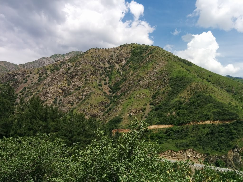 short tour to varzob valley