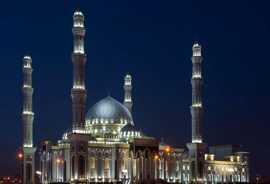 Hazrat Sultan Mosque 1