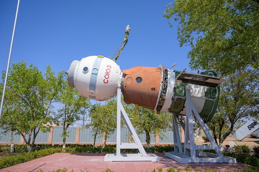 Baikonur cosmodrome tour