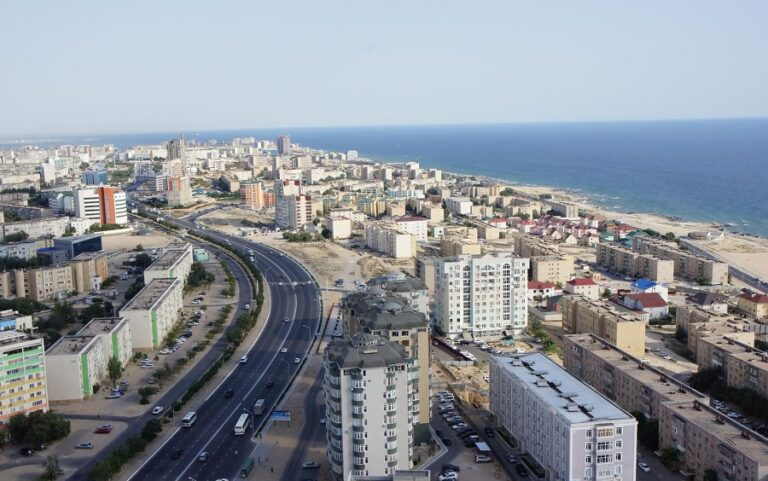 Aktau City Tour
