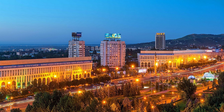 Almaty and Medeo Tour