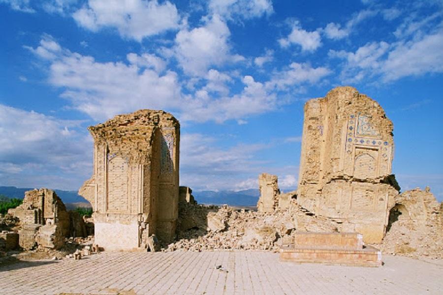 Ancient city of Anau (1)