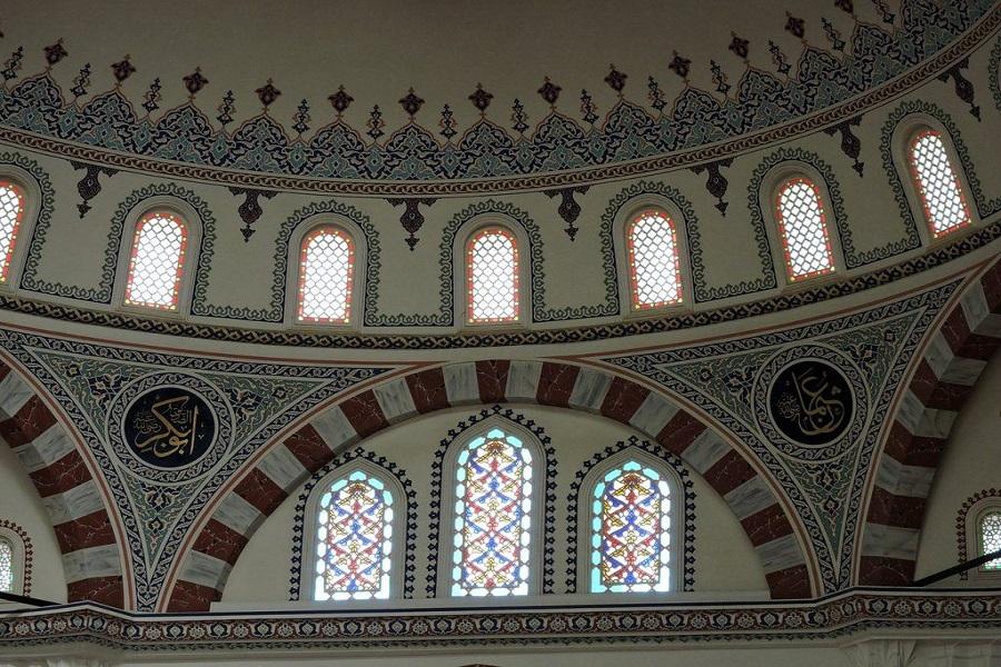 Ertugrul Gazi Mosque (1)