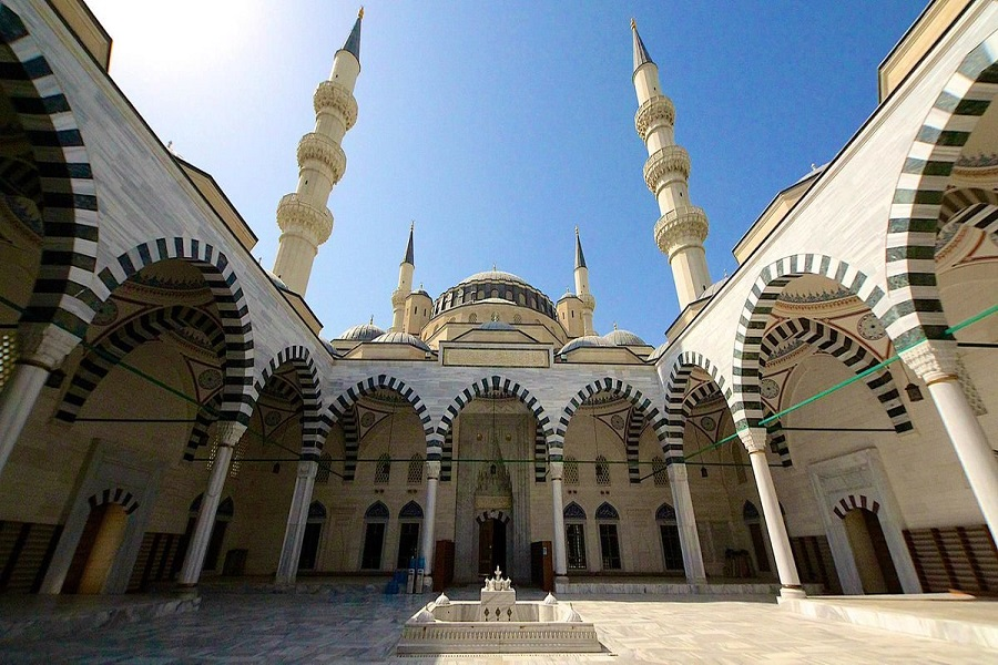 Ertugrul Gazi Mosque (5)