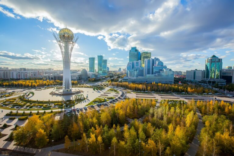 Kazakhstan Highlights tour