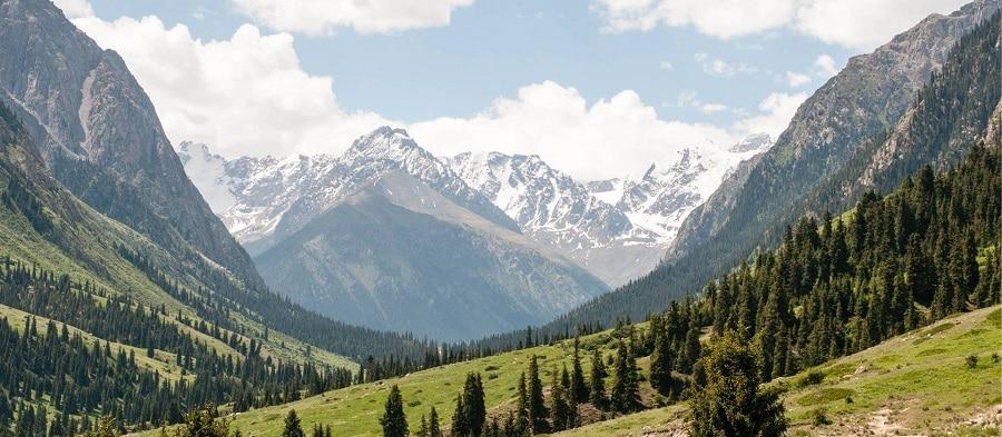 Mountain Lake Issyk Tour