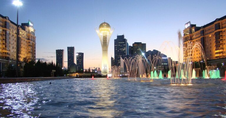 Nur-Sultan City Tour