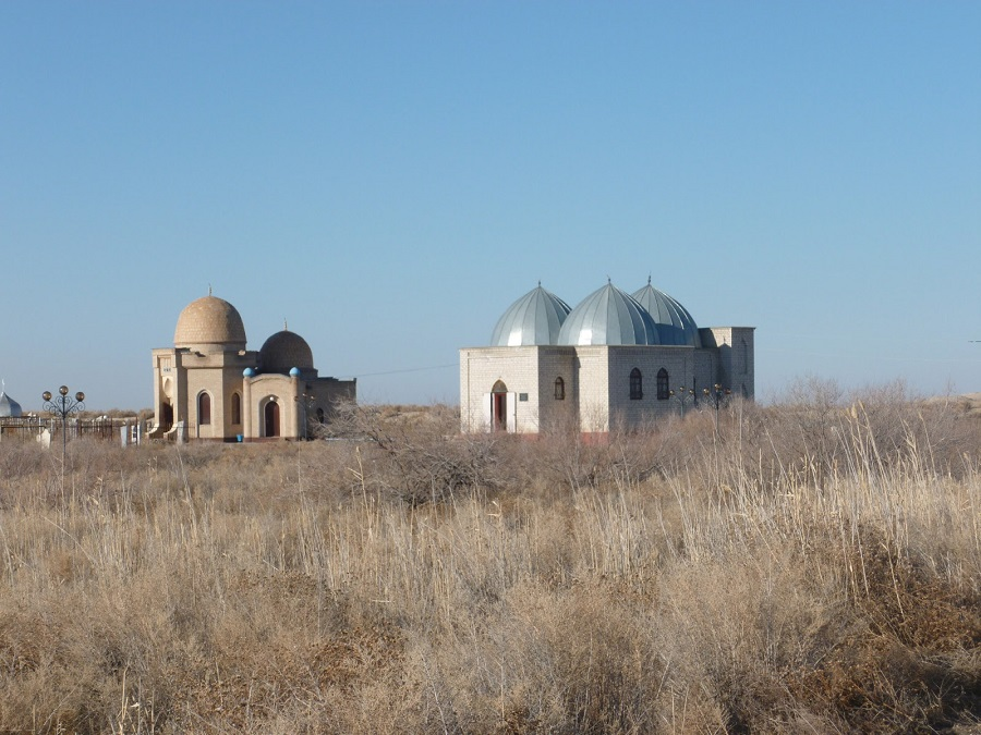 Ortar and Turkestan Day Tour